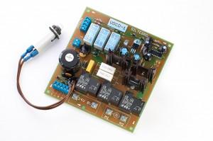 Nawrotny regulator prędkości obrotowej silników DC